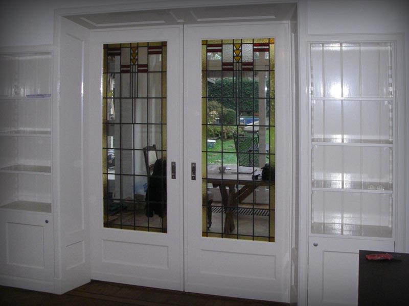 Ensuite Deuren Glas In Lood.Kamer Ensuite Home